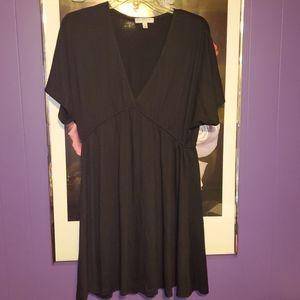 Love, Fire Versatile Cover Up Dress XL